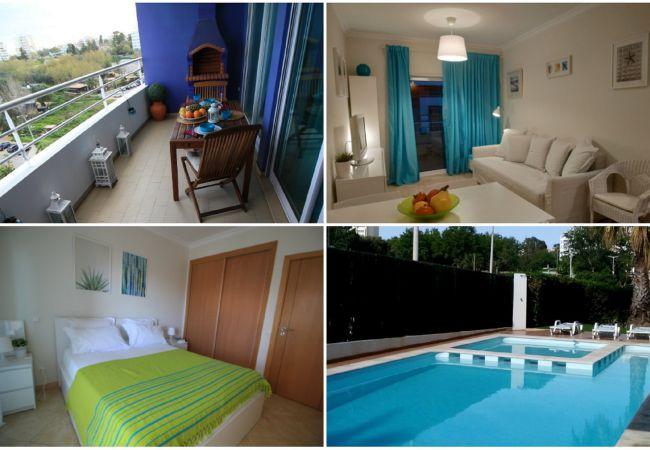 Apartamento em Portimão - T1 Praia da Rocha/Quintão